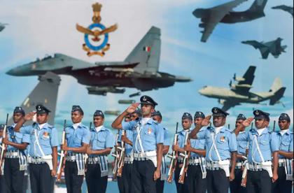 भारतीय वायु सेना (Indian Air Force) Vacancy 2020-21