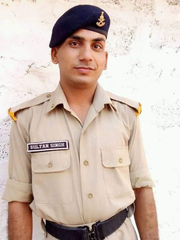 Sul tan Singh clerk bhilwara